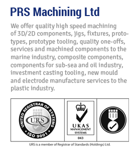 PRS Machining Ltd